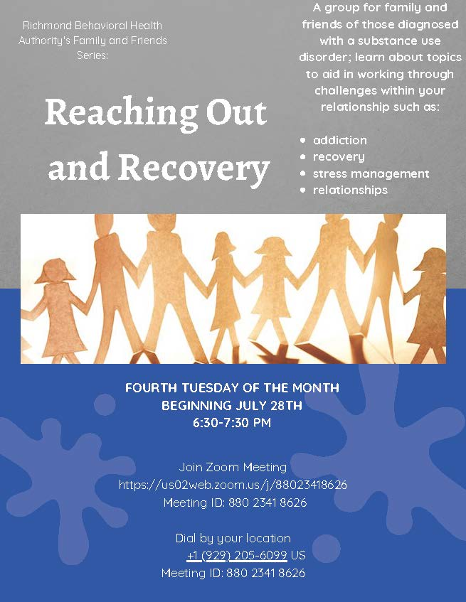 Family-and-Friends-Series-Reaching-Out-and-Recovery